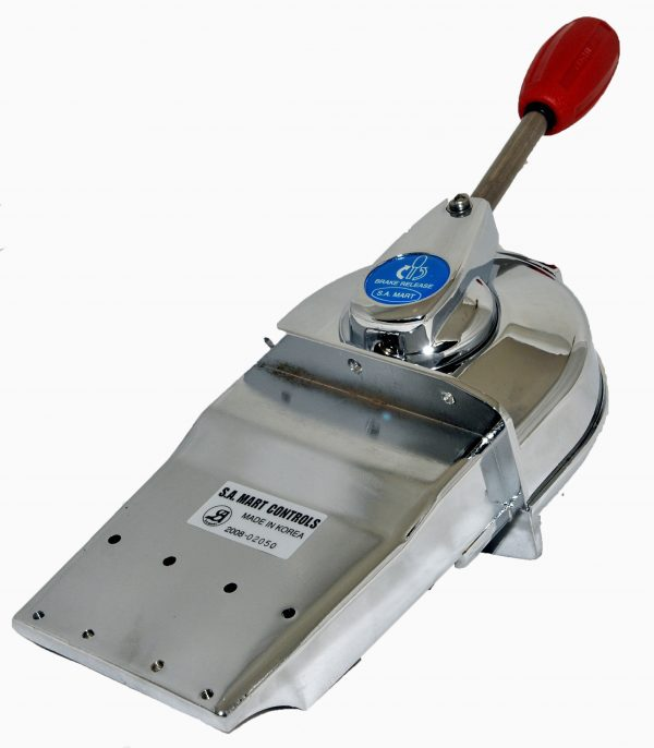 throttke-control-lever