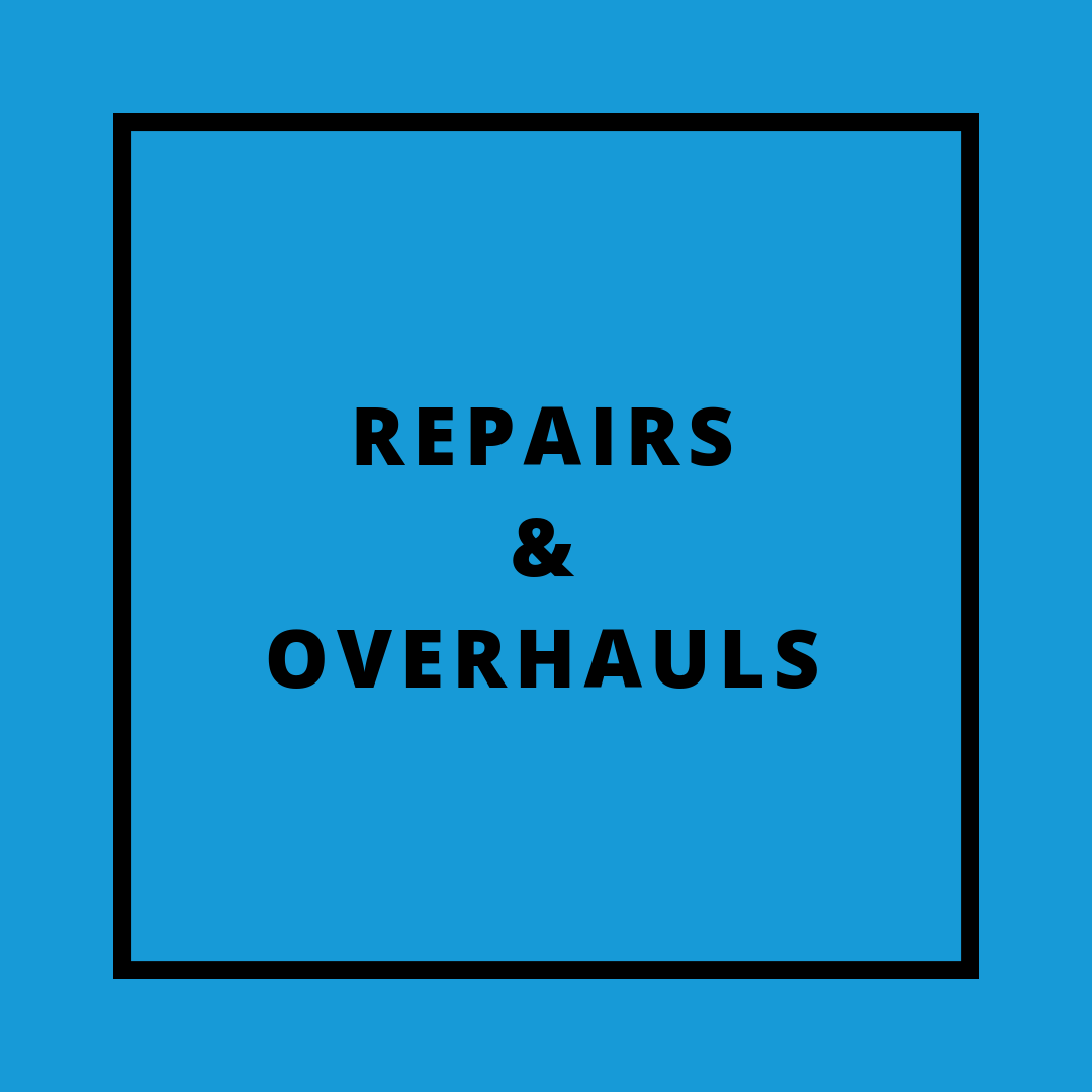 Repair & Overhauls Category 1