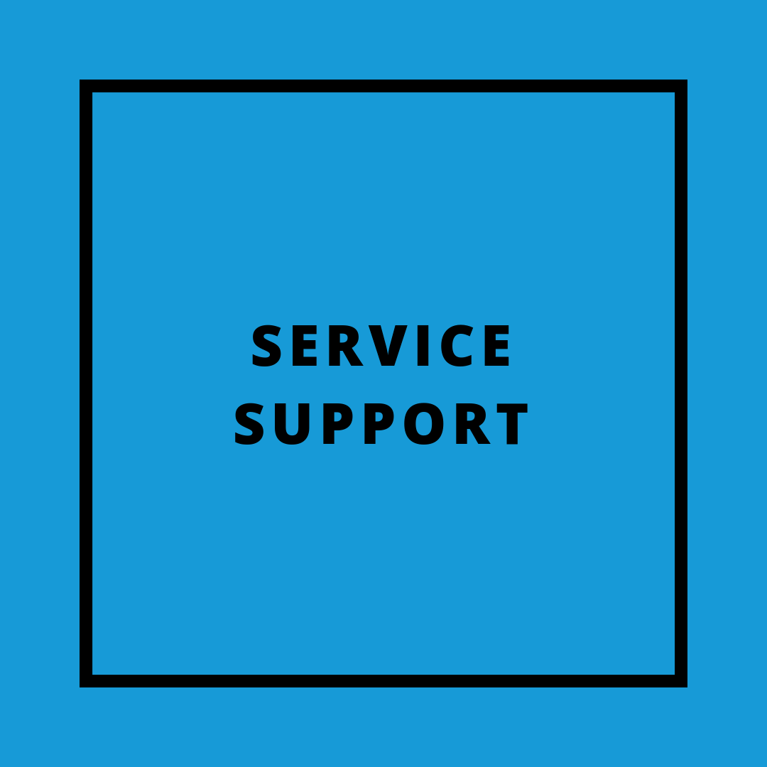 Service Support Category 1