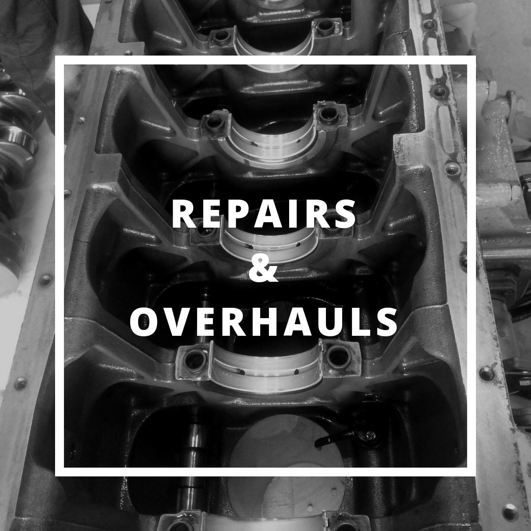 repairs-overhauls