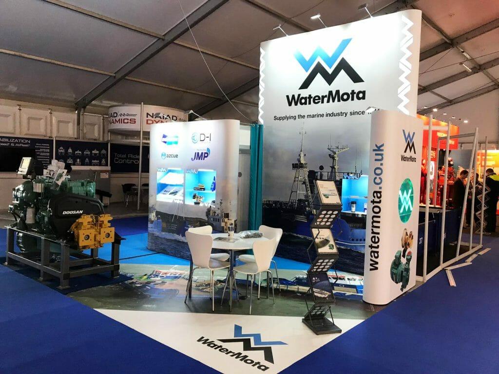 seawork-2019-review-watermota-stand