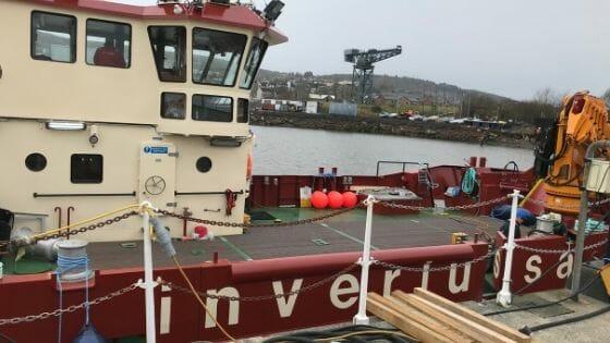 doosan-engine-power-pack-commissiong-checks-scotland