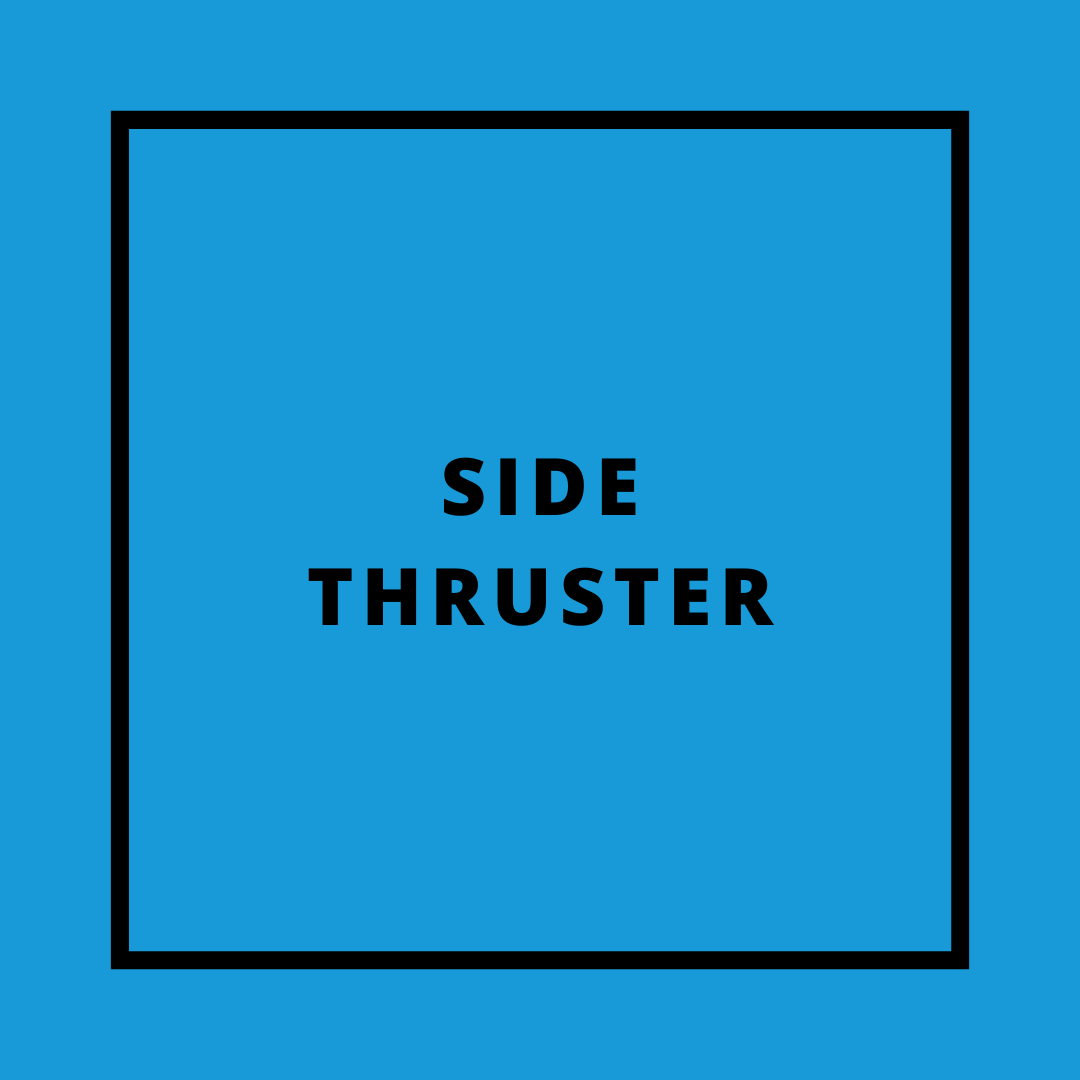 Side Thruster Hover